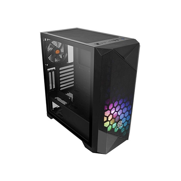Корпус Thermaltake Commander G33 TG ARGB, Черный