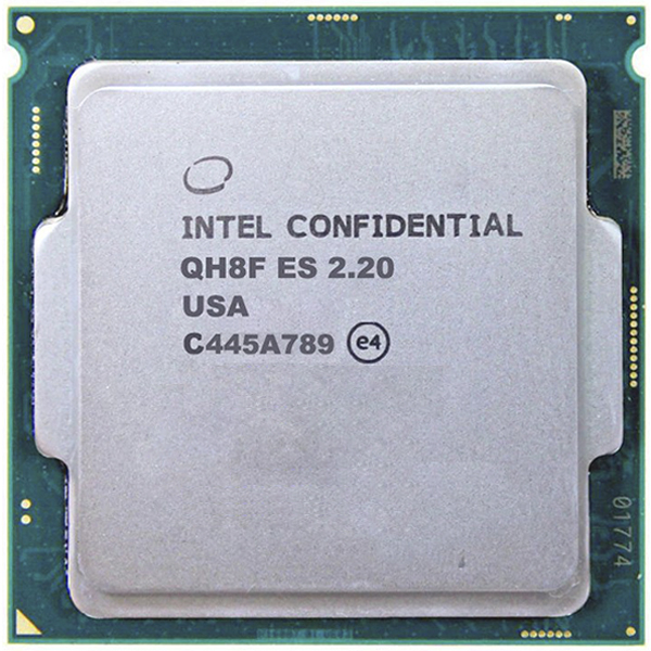 Процессор Intel Confidential Core™ i7-6400T
