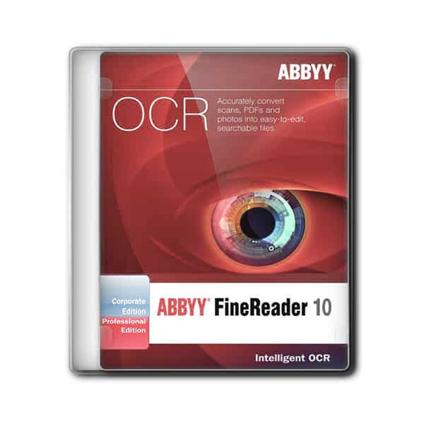 Программа для распознавания текста ABBYY FineReader 10