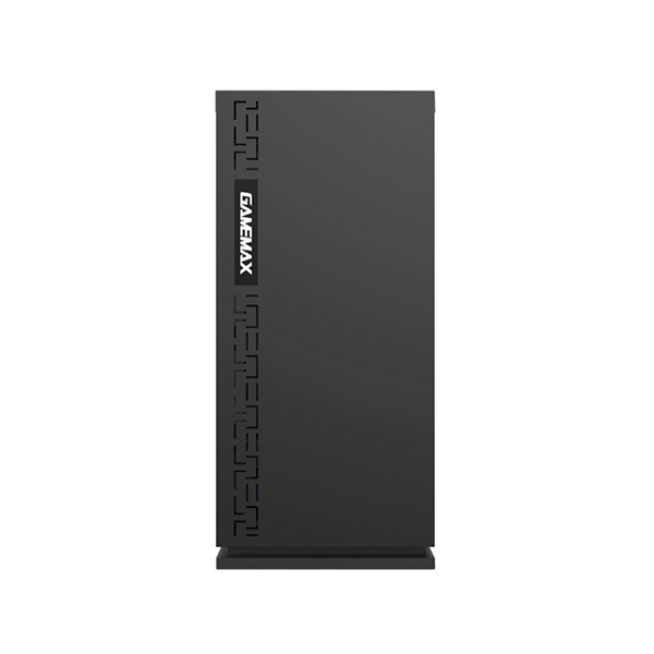 Корпус GameMax EXPEDITION H605-BLK, Midi-Tower, Без БП, Black